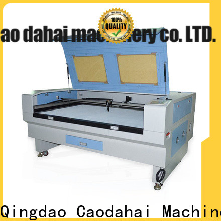 Caodahai hot selling laser cutting machine manufacturer for production line
