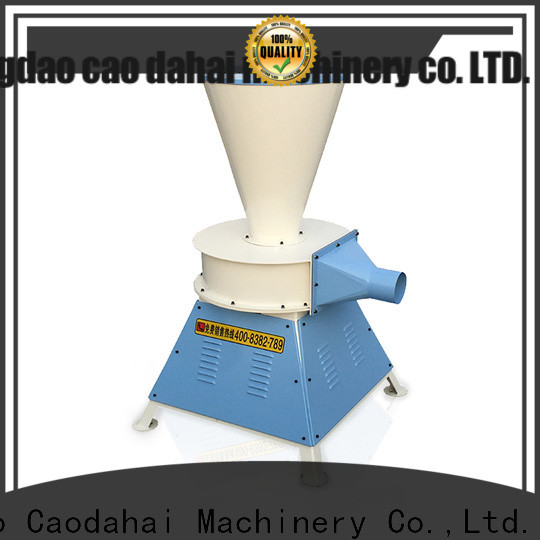 Caodahai stable foam shredding machine for sale personalized for work shop