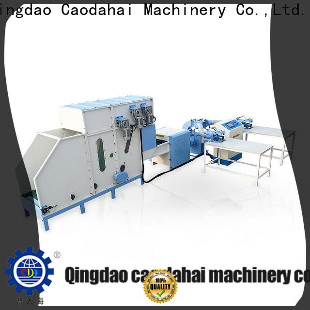 Caodahai automatic pillow filling machine wholesale for plant