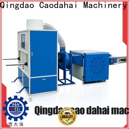 Caodahai certificated soft toy making machine price supplier for industrial