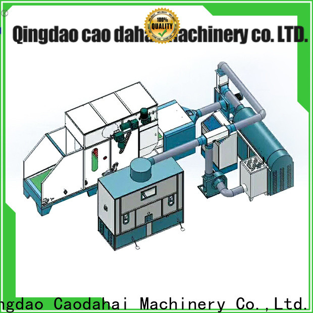 Caodahai ball fiber making machine design for plant