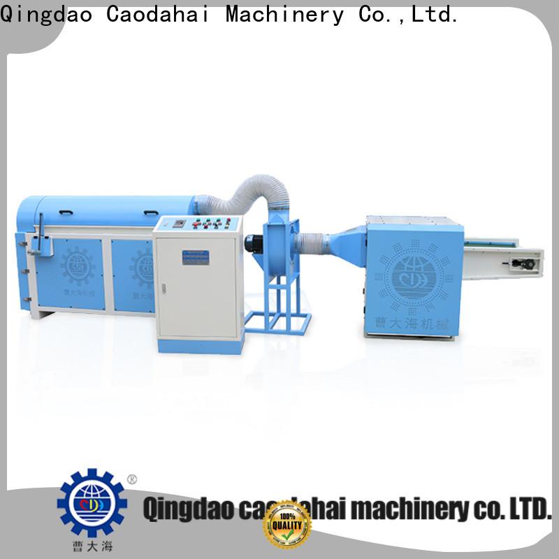 Caodahai excellent ball fiber stuffing machine factory for production line