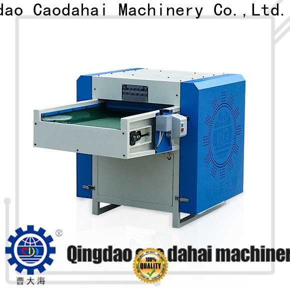 Caodahai polyester opening machine factory for commercial