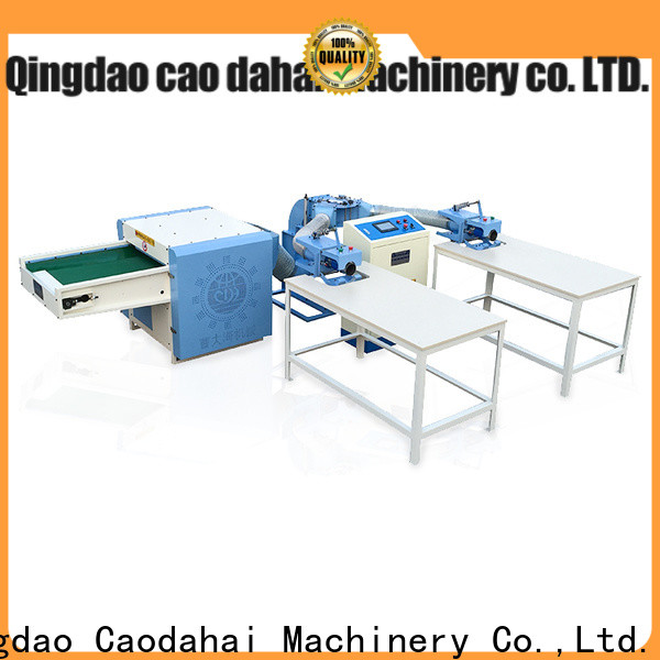 sturdy pillow machine factory price for production line