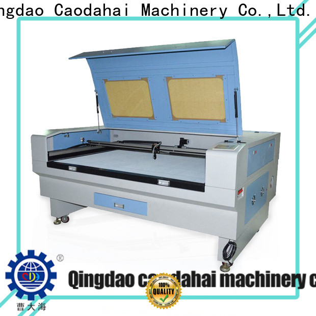 Caodahai co2 laser cutting machine directly sale for plant