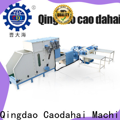 quality pillow filling machine supplier for production line
