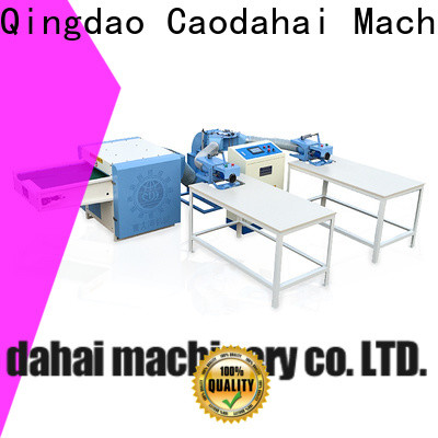 professional pillow making machine factory price for plant