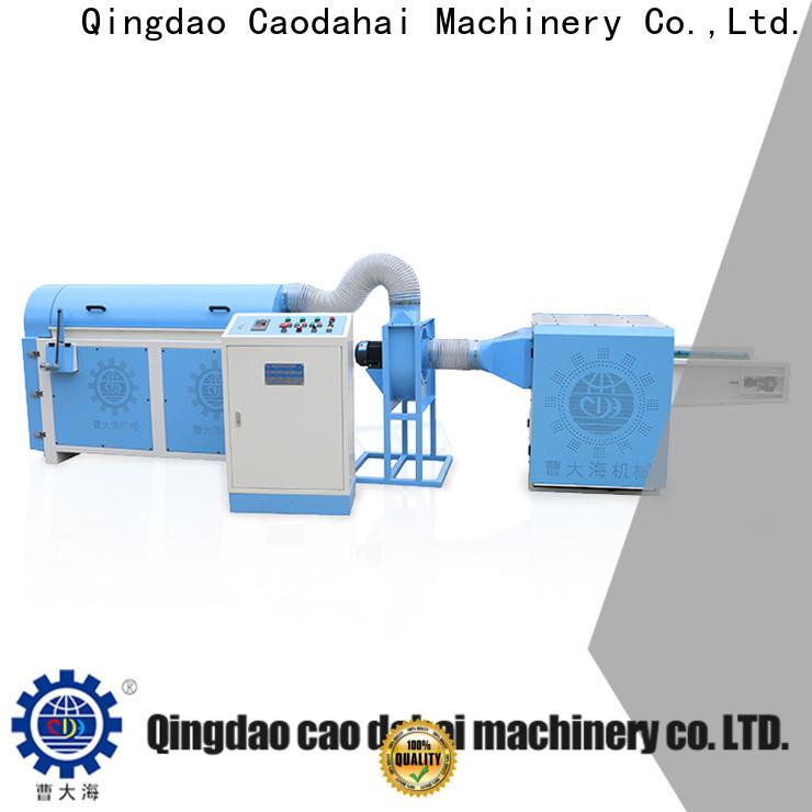Caodahai ball fiber filling machine inquire now for plant