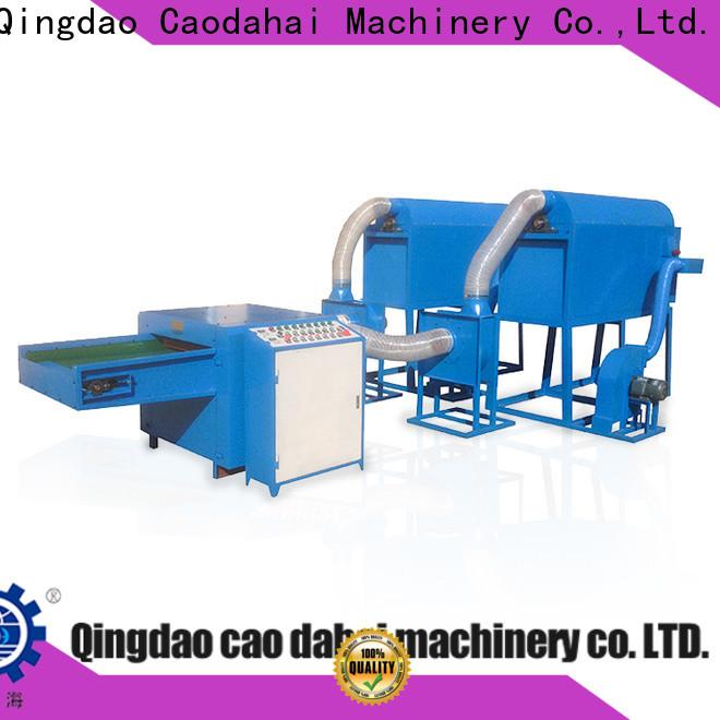 Caodahai ball fiber stuffing machine factory for business