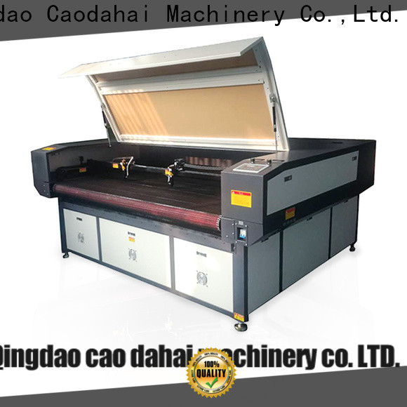 Caodahai laser cutting machine from China for production line