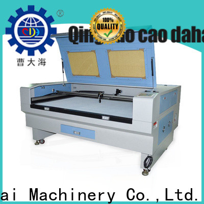 Caodahai reliable cnc laser cutting machine from China for work shop