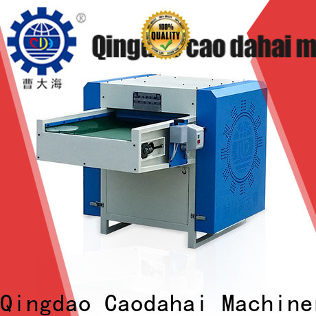 Caodahai excellent polyester fiber opening machine inquire now for manufacturing