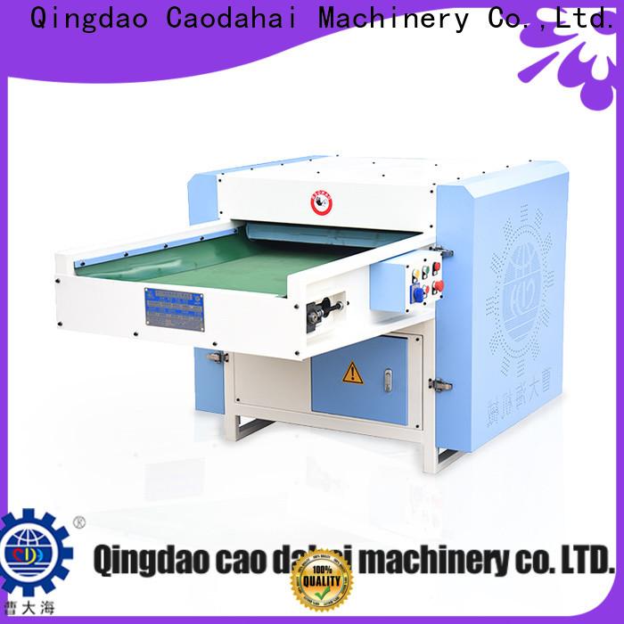 Caodahai efficient fiber opening machine design for commercial