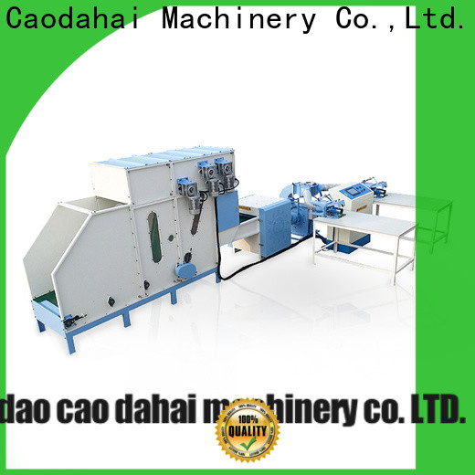 Caodahai pillow stuffing machine wholesale for plant
