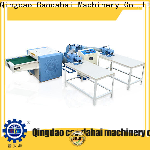 Caodahai fiber opening and pillow filling machine wholesale for business