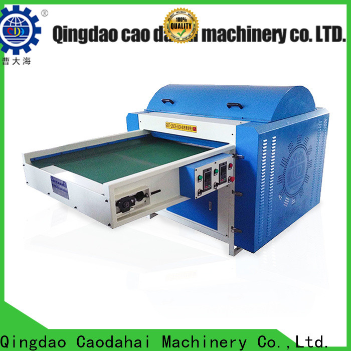 efficient polyester opening machine factory for manufacturing