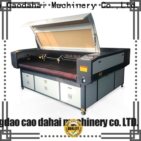 Caodahai quality fiber laser cutting machine from China for production line