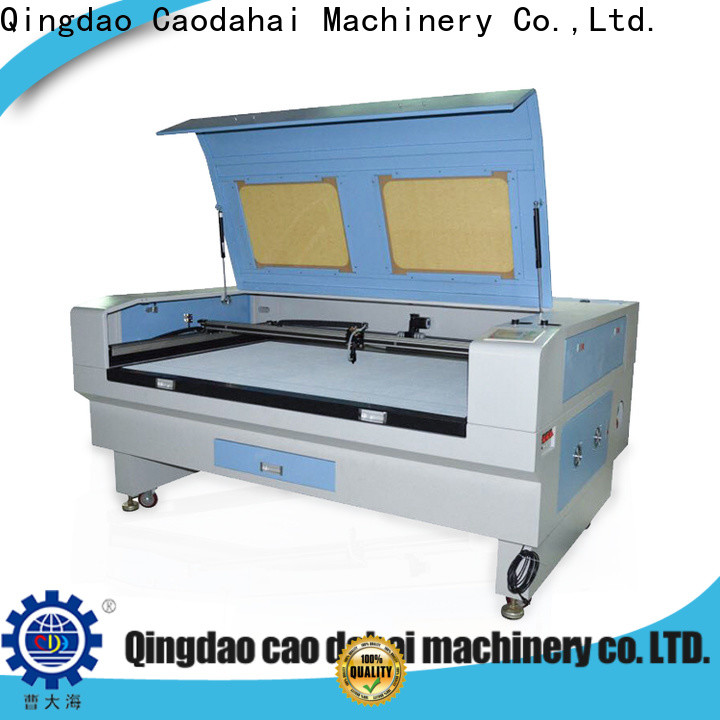 reliable fabric laser cutting machine directly sale for plant