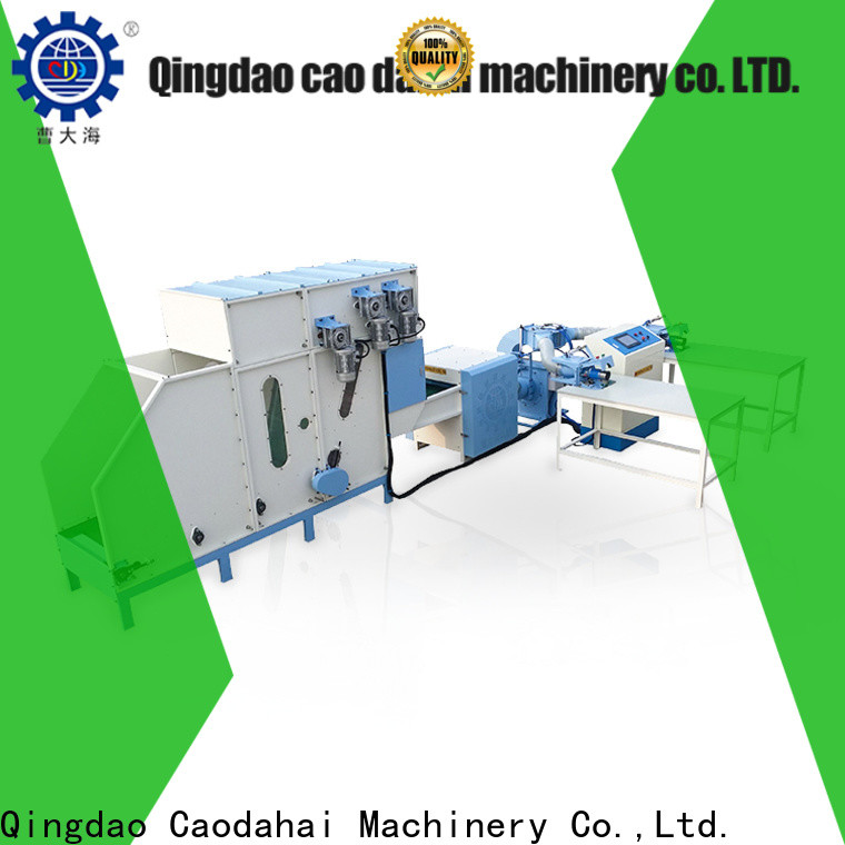 certificated pillow filling machine factory price for production line