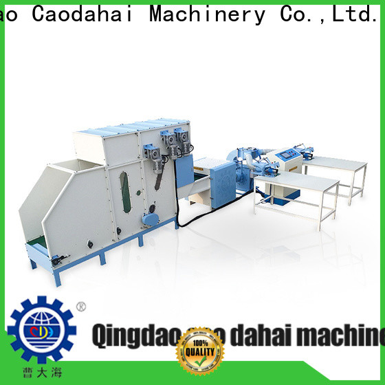 Caodahai fiber opening and pillow filling machine wholesale for production line