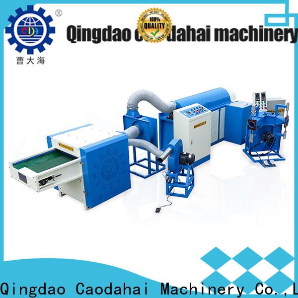 Caodahai ball fiber filling machine inquire now for work shop