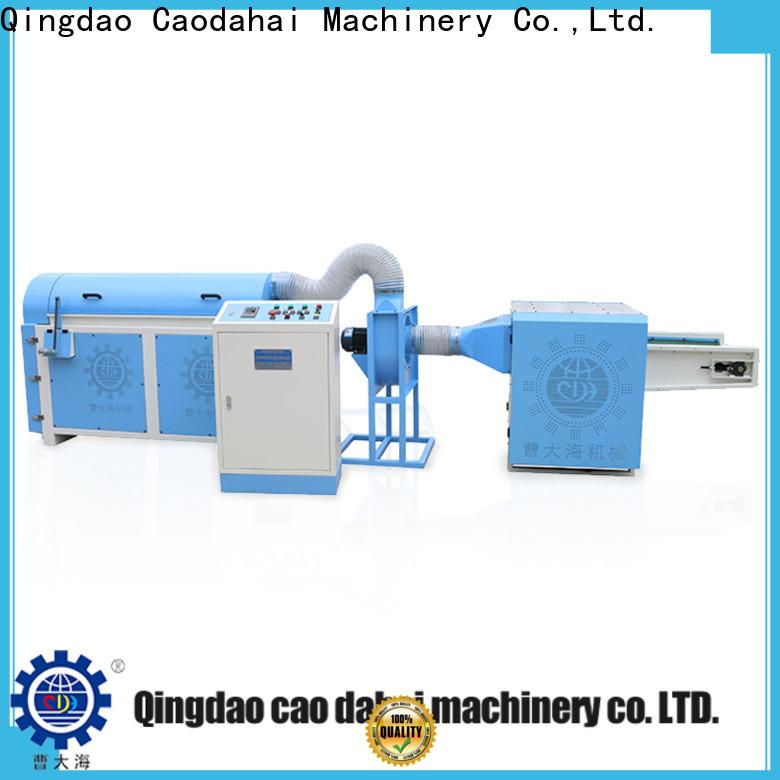 excellent ball fiber making machine design for production line