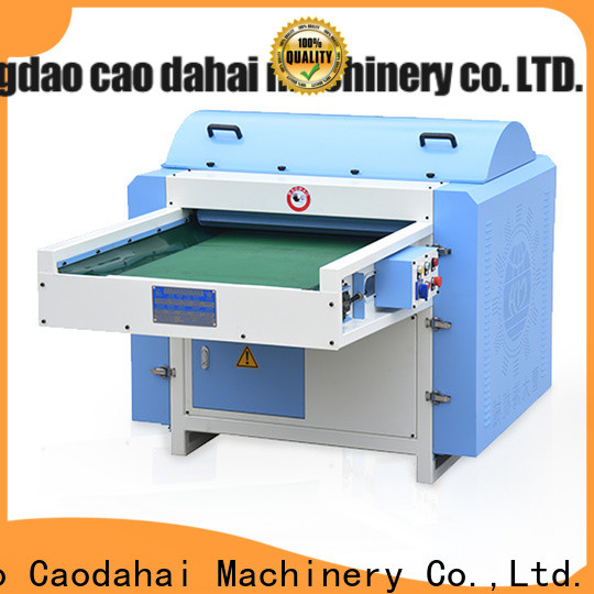 top quality polyester fiber opening machine inquire now for manufacturing