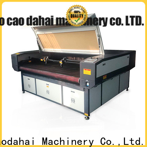 Caodahai reliable co2 laser machine customized for business