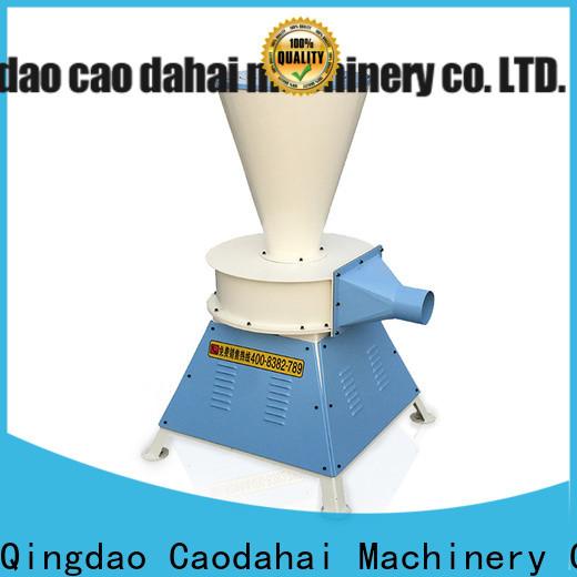Caodahai stable foam crushing machine wholesale for work shop