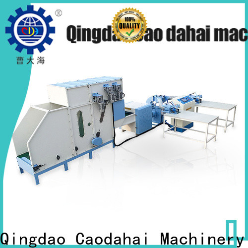 Caodahai sturdy pillow stuffing machine supplier for production line