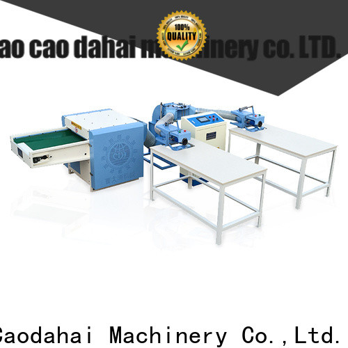 professional pillow filling machine price supplier for plant