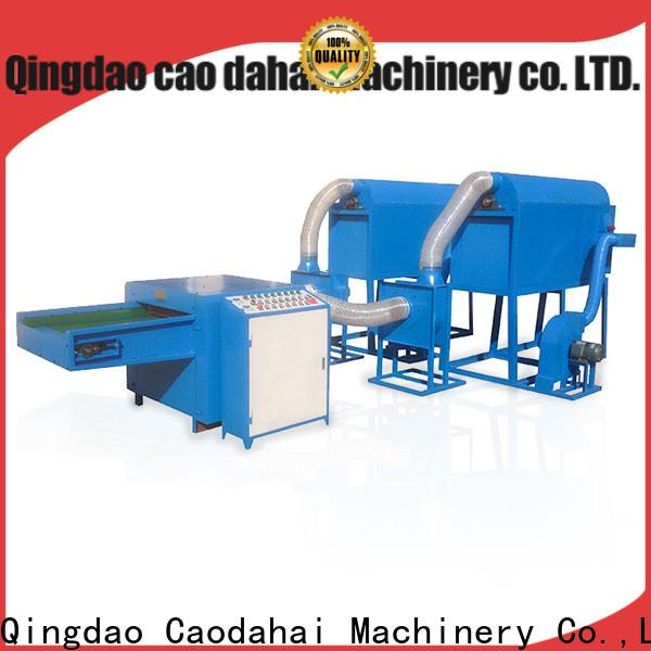 Caodahai ball fiber making machine with good price for plant