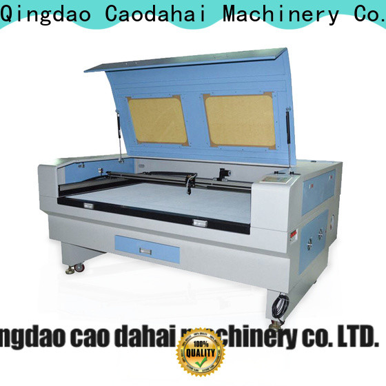 Caodahai acrylic laser cutting machine from China for soft toy