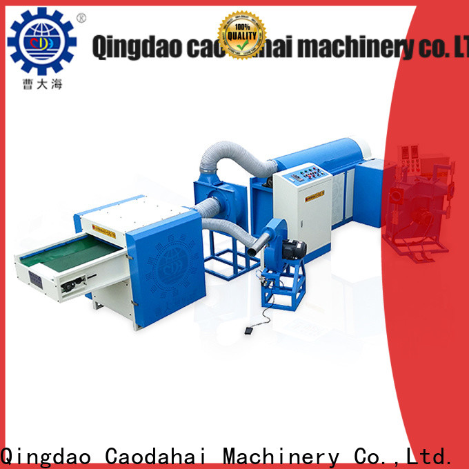 top quality fiber ball pillow filling machine with good price for production line