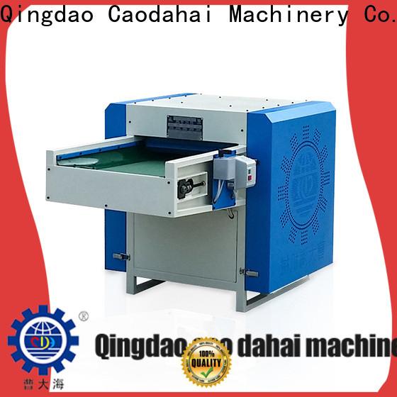 Caodahai efficient fiber opening machine inquire now for commercial