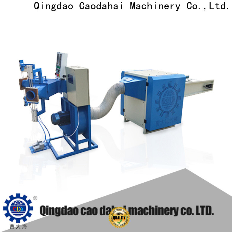 pillow stuffing machine supplier for production line
