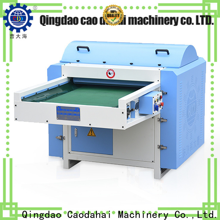 Caodahai polyester opening machine with good price for industrial