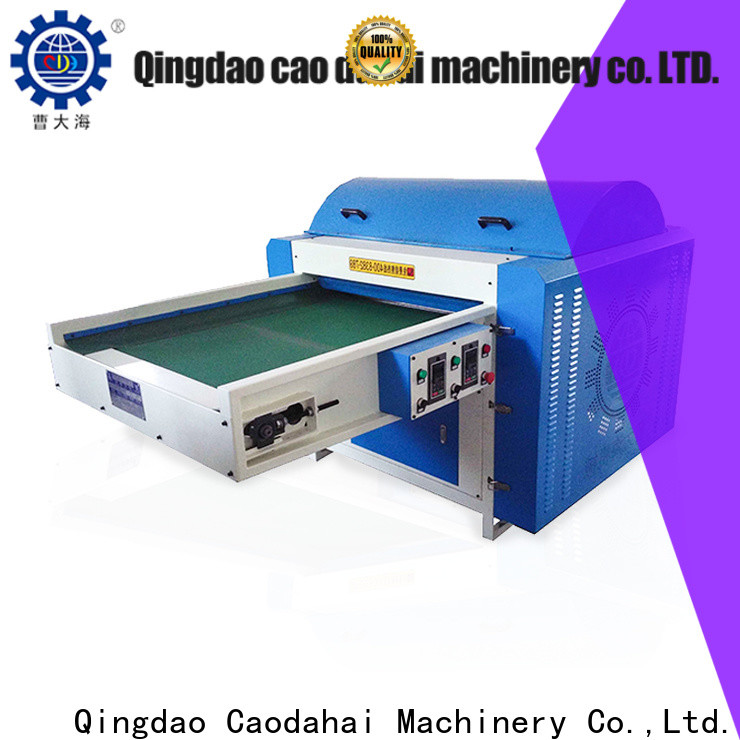 Caodahai approved fiber opening machine manufacturers inquire now for industrial