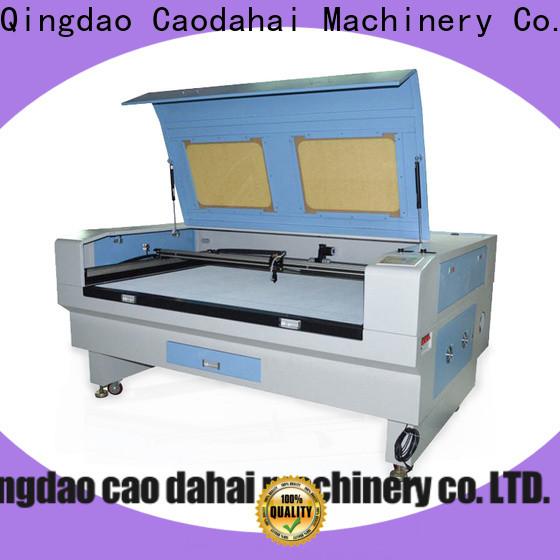 Caodahai cnc laser cutting machine customized for work shop