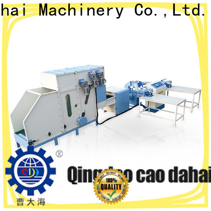 automatic pillow filling machine factory price for work shop