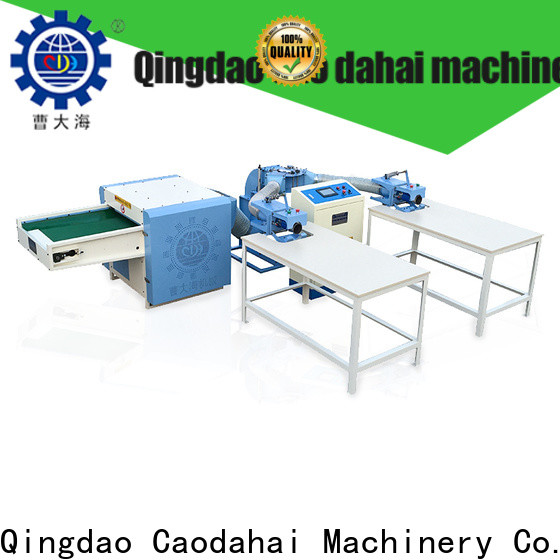 Caodahai certificated automatic pillow filling machine wholesale for business