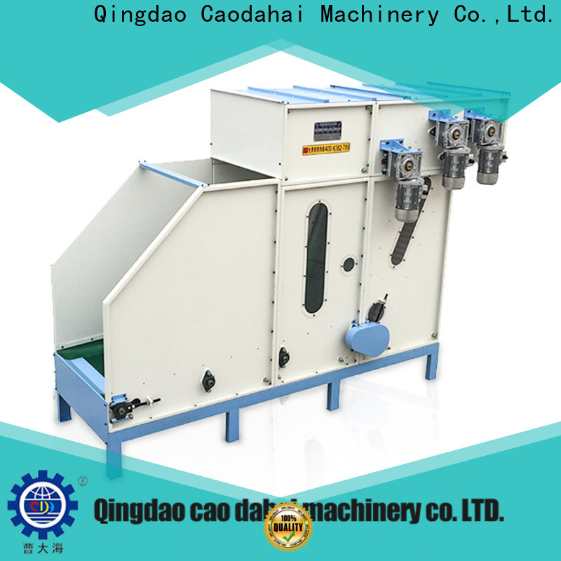 Caodahai bale opening and feeding machine series for industrial