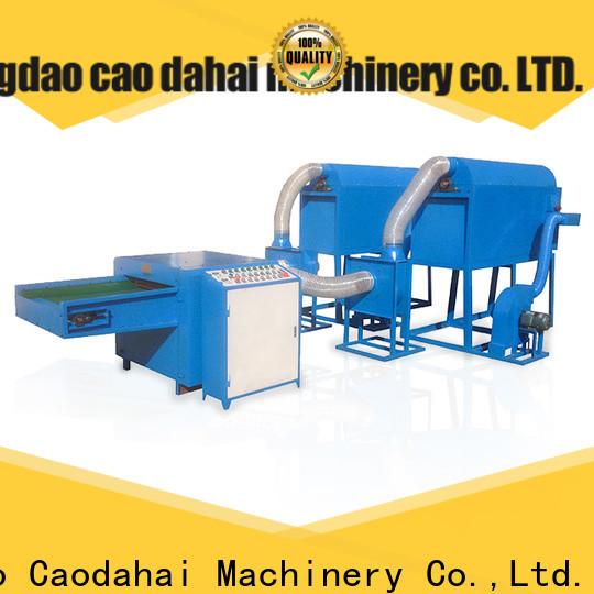 Caodahai efficient ball fiber filling machine inquire now for work shop