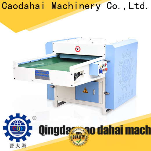 Caodahai polyester opening machine with good price for commercial