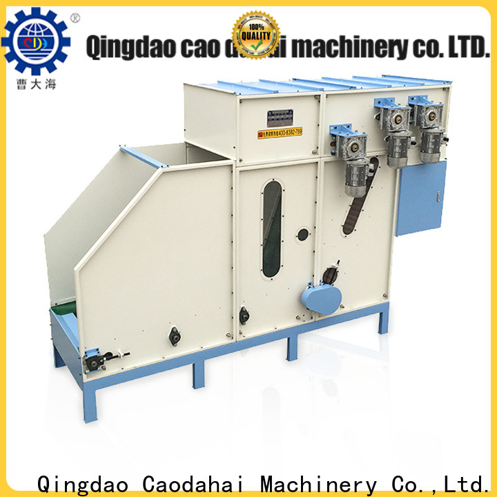 Caodahai practical automatic bale opener manufacturer for industrial
