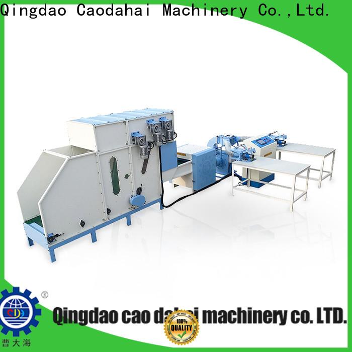 Caodahai stable pillow filling machine wholesale for work shop