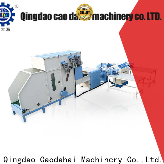 certificated pillow machine personalized for production line