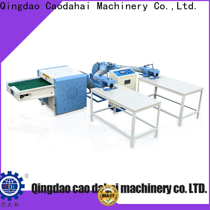 Caodahai pillow filling machine price factory price for plant