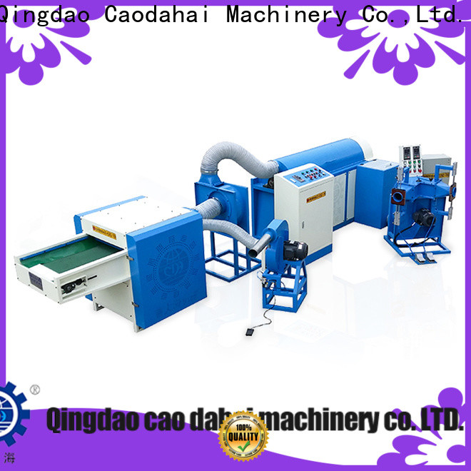 Caodahai automatic pearl ball pillow filling machine factory for production line