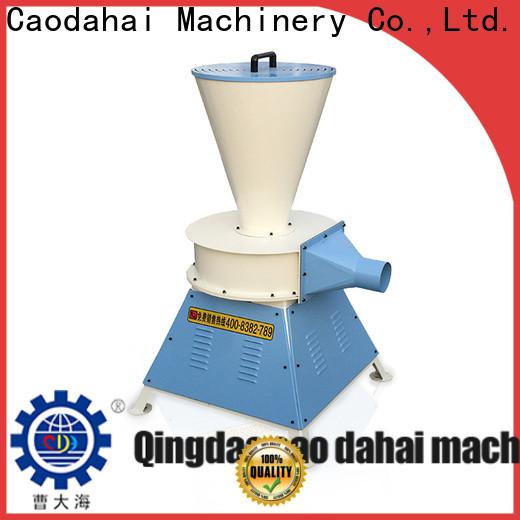 Caodahai professional foam crushing machine wholesale for work shop